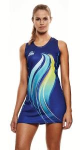Netball A-Line Dresses