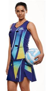 Netball Singlets & Netball Skirts