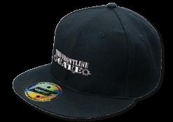 Flat Peak Style Caps