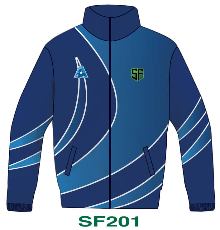 Sports Factory Lawn Bowls Jacket Design SF201