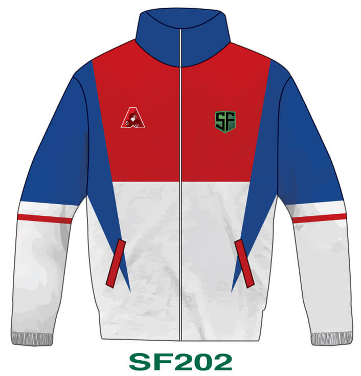 Sports Factory Lawn Bowls Jacket Design SF202
