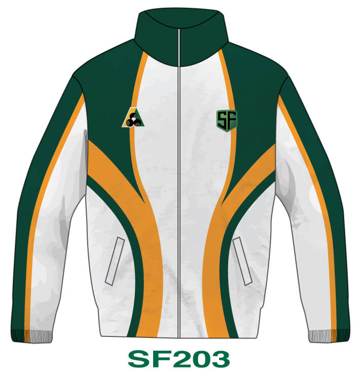 Sports Factory Lawn Bowls Jacket Design SF203