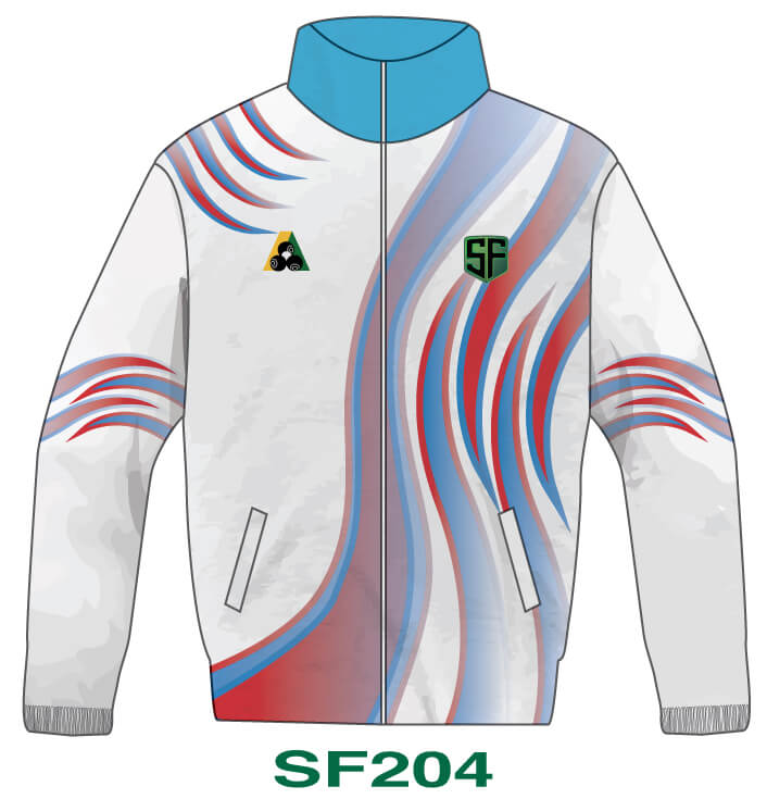 Sports Factory Lawn Bowls Jacket Design SF204