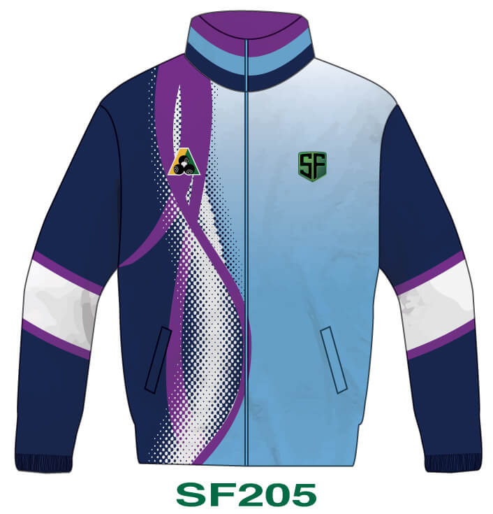Sports Factory Lawn Bowls Jacket Design SF205