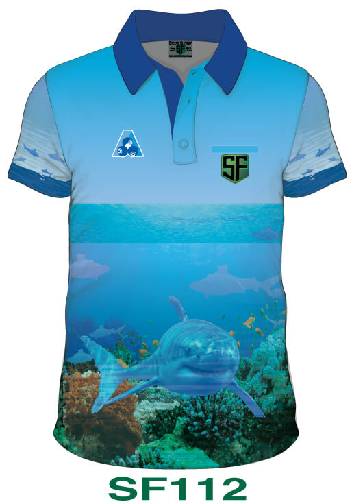 Sports Factory Lawn Bowls Polo Shirt Design SF112