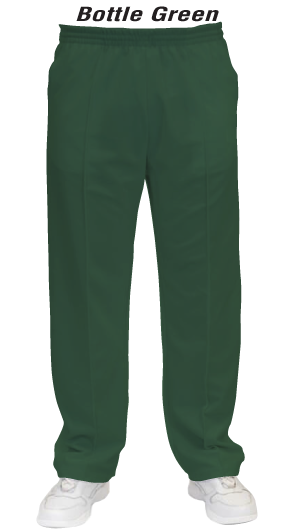 Bottle Green Men & Womens' Lawn Bowls Pants