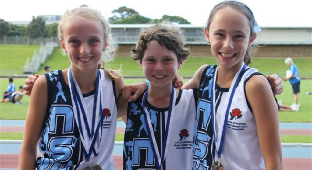 Trans Tasman Little Athletics Uniforms