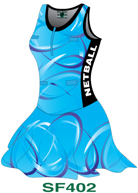 Netball Bodysuits Dresses Design 2
