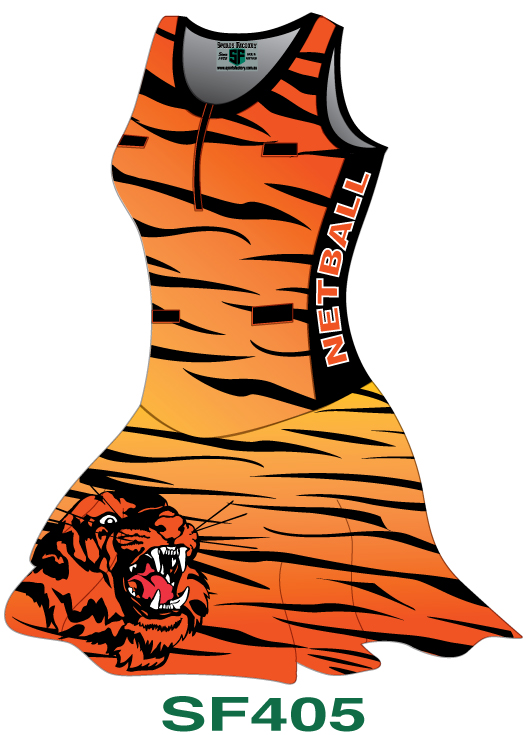 Netball Bodysuits Dresses Design 5