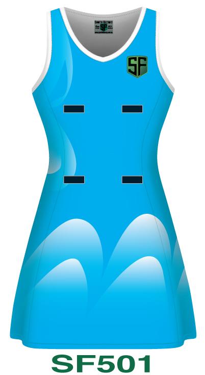Netball Dresses Design 1