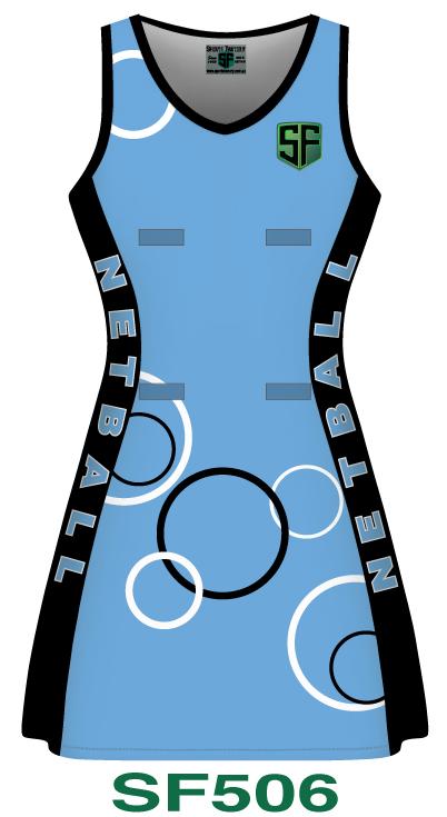Netball Dresses Design 6