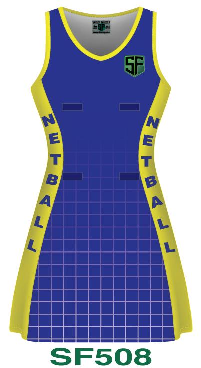 Netball Dresses Design 8